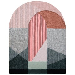 Sottoportico Extra Large Full Colors Rug 100% Wool by Portego