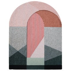 Sottoportico L Full Colors Rug 100% Wool by Portego