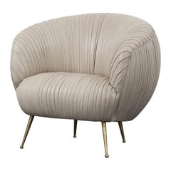 Souffle Chair 'Beige' by Kelly Wearstler