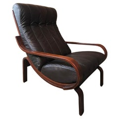 Sought after Ingmar Relling Orbit Chairs / Sofa  by A/S Vestlandske Møbelfabrikk