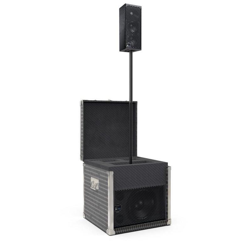 Modern Sound System Trunk For Sale