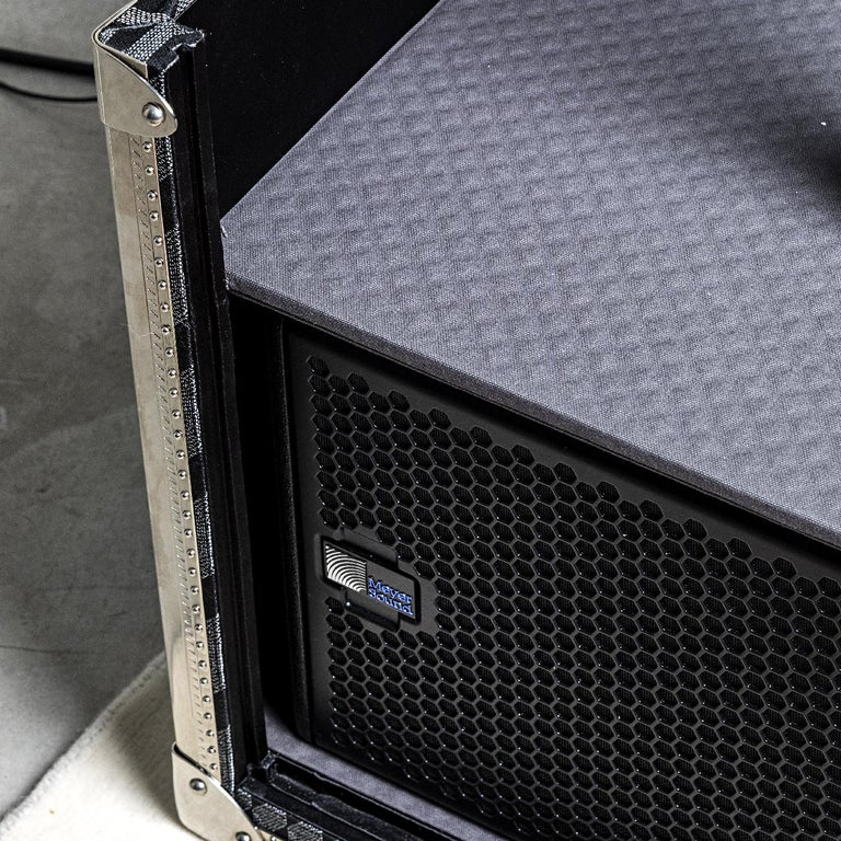Italian Sound System Trunk For Sale