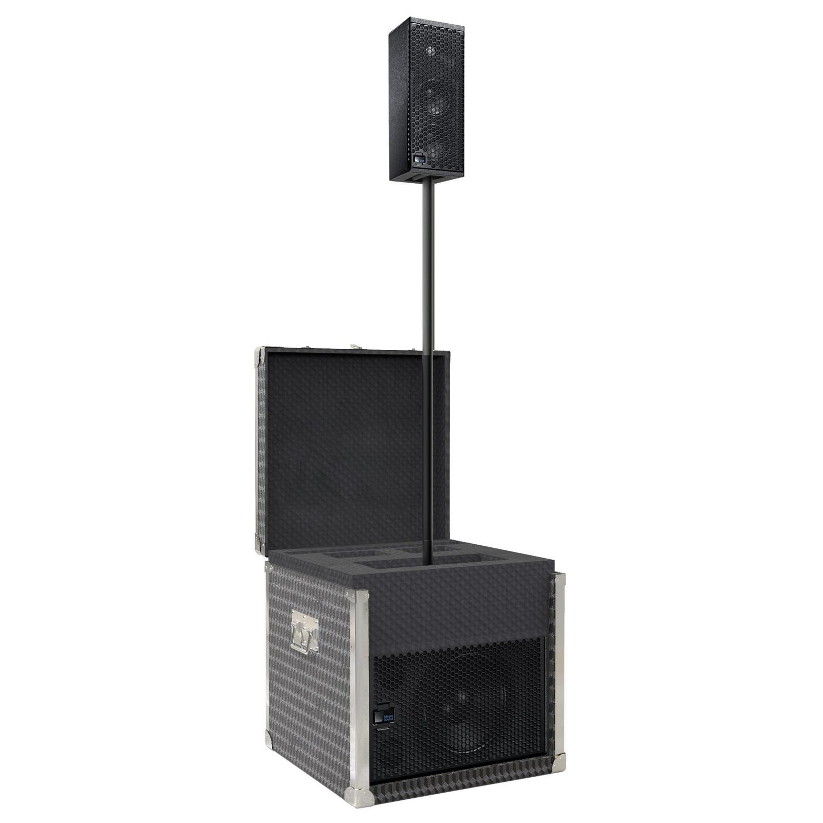 Sound System Trunk