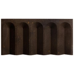 Source Console Table No.2 in Black Tuff