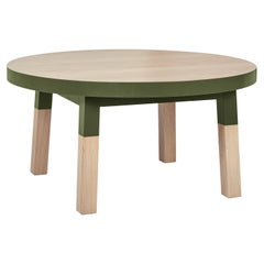 South Scandinavian Style Coffee Table, Design E. Gizard, 100% Made in France