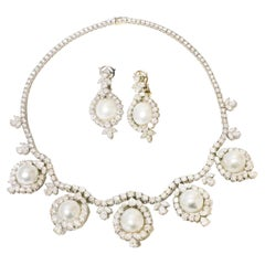 South Sea Pearl and Diamond Suite