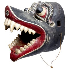 Southeast East of Asia Mask from the 20th Century