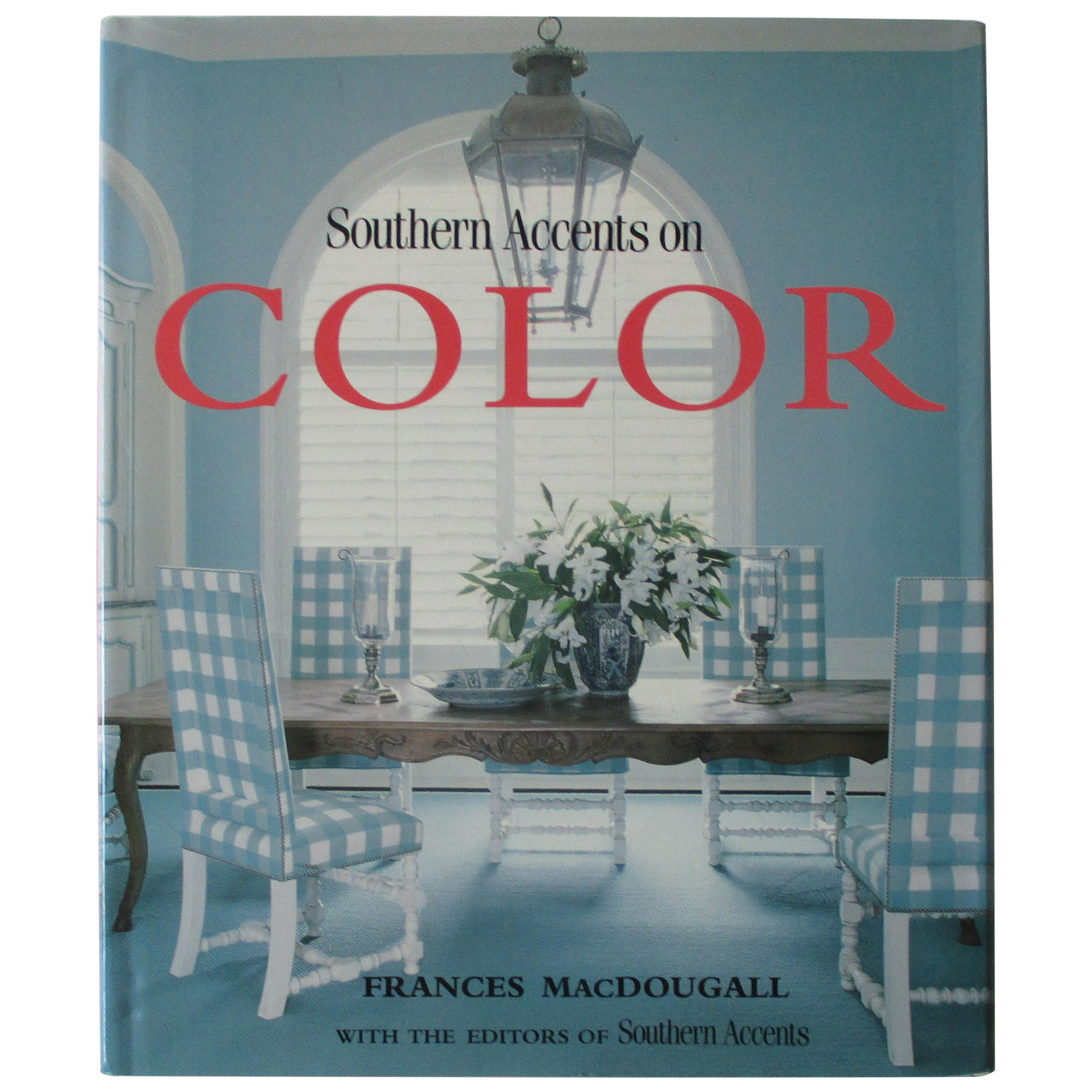 Southern Accents on Color Book