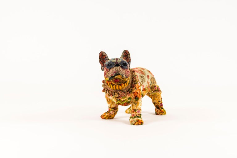 American Southern Beasts Bull Dog by Mary Lou Marks
