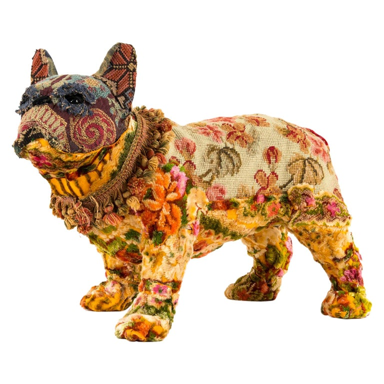 Southern Beasts Bull Dog by Mary Lou Marks For Sale