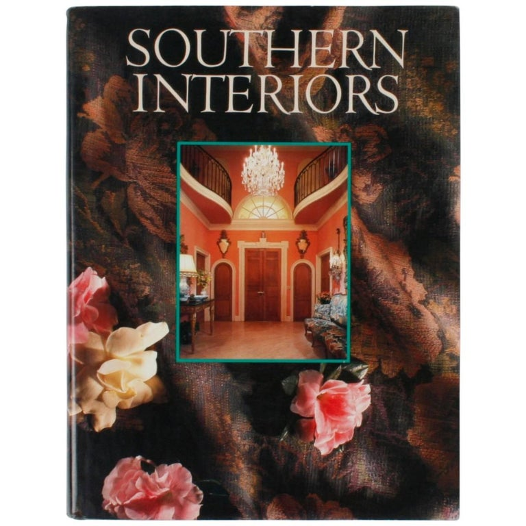 """Southern Interiors"" First Edition Book For Sale"