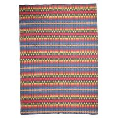 Southwestern Horse Blanket, Reversible
