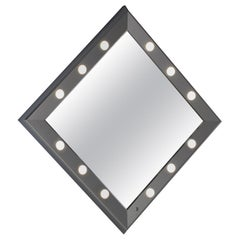 SP Diamond Lighted Wall Mirror