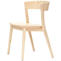 SP01 Clarke Chair in Natural Ash by Metrica