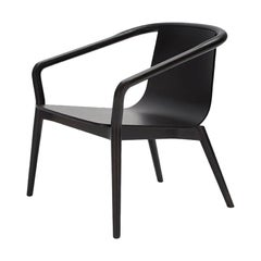 SP01 Thomas Armchair in Carbon Stained Ash by Metrica