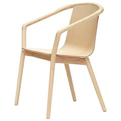 SP01 Thomas Chair in Natural Ash by Metrica