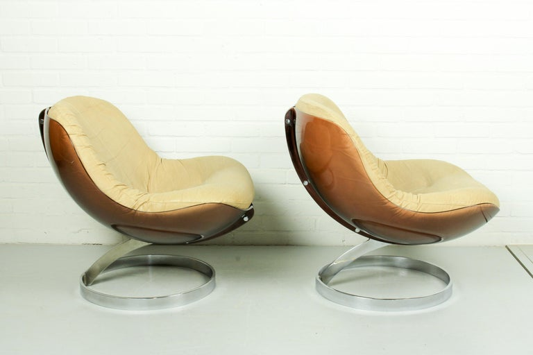 Space Age Armchairs