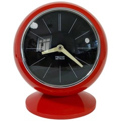 Space Age Clock by Predom Merton, Poland, 1970s