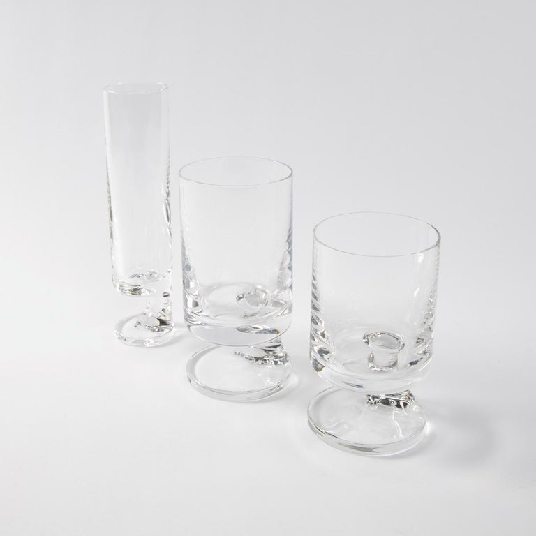 A truly historic collection, the first ever produced by Arnolfo di Cambio, signed by the great designer.