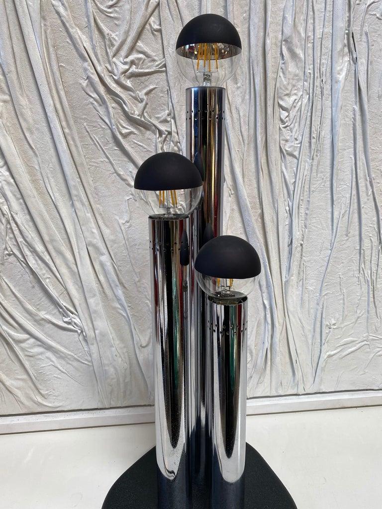 Space Age Lamp, Italy, Reggiani Illuminazione, 1970s For Sale 2