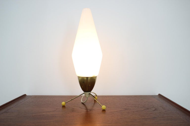 Mid-Century Modern Space Age Midcentury Table Lamp
