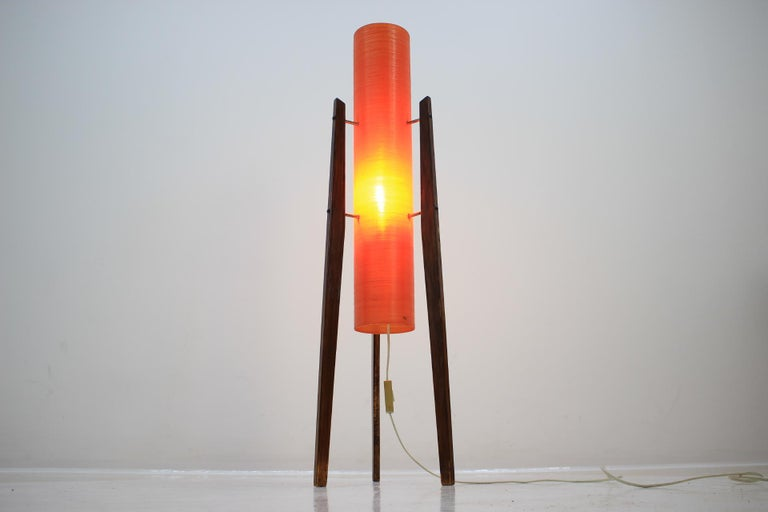 Space Age Midcentury Lamp Called Quot Rocket Quot 1970s At 1stdibs
