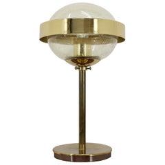 Space Age Style UFO Table Lamp, Kamenicky Senov