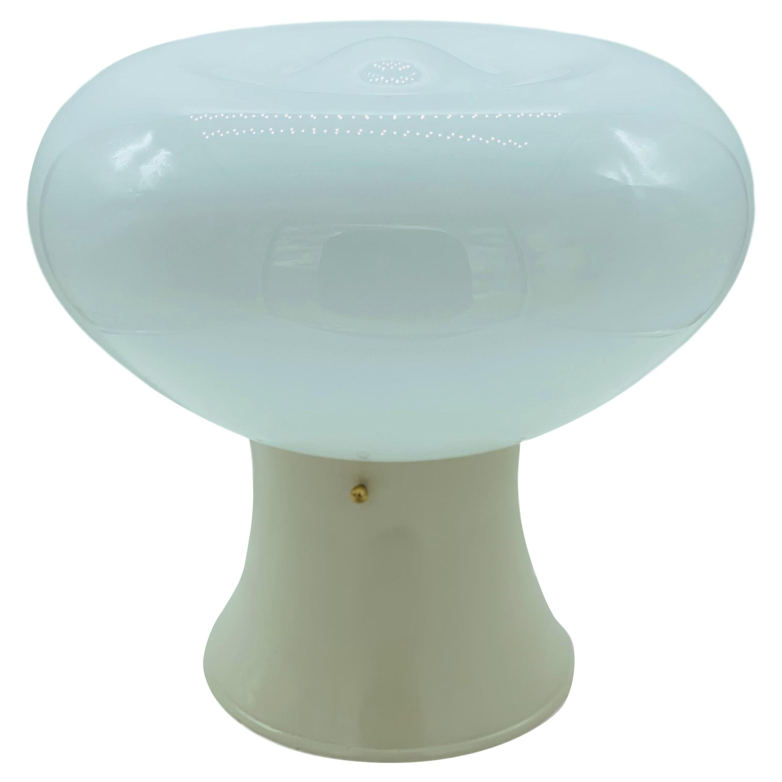 Space Age Table Lamp, Italy 1970s