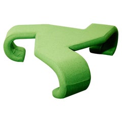 Space Age Upholstered Bench or Table