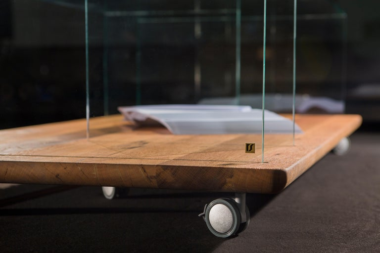 Turkish Space Coffee Table by Rectangle Studio For Sale