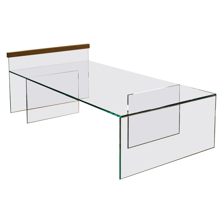 Space Coffee Table by Rectangle Studio For Sale