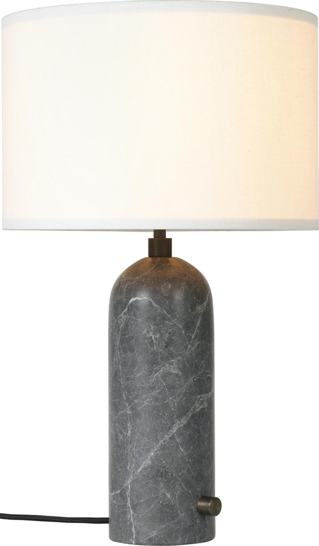 Space Copenhagen 'Gravity' Table Lamp in Blackened Steel for Gubi For Sale 6