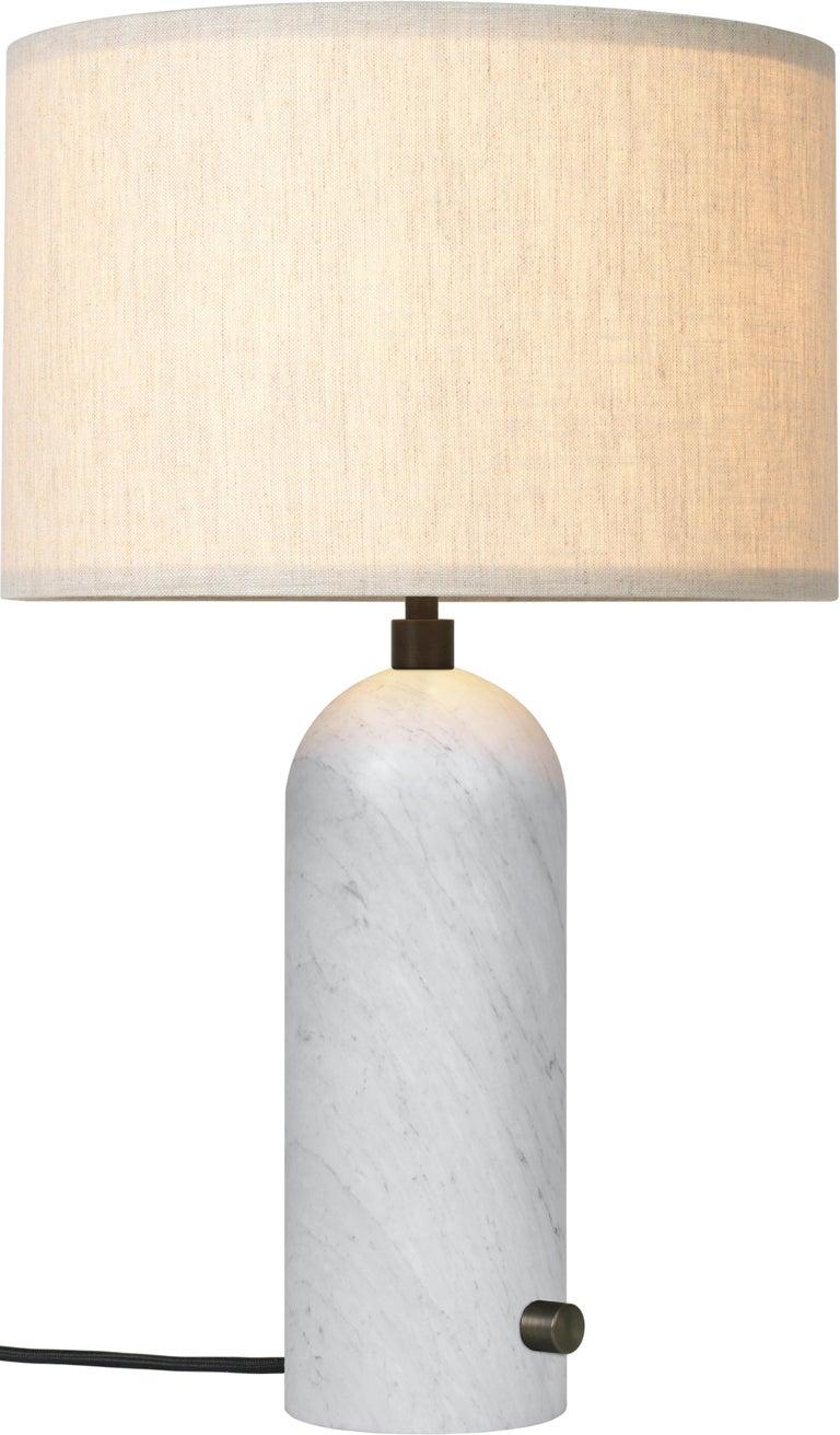 Space Copenhagen 'Gravity' Table Lamp in Blackened Steel for Gubi For Sale 10