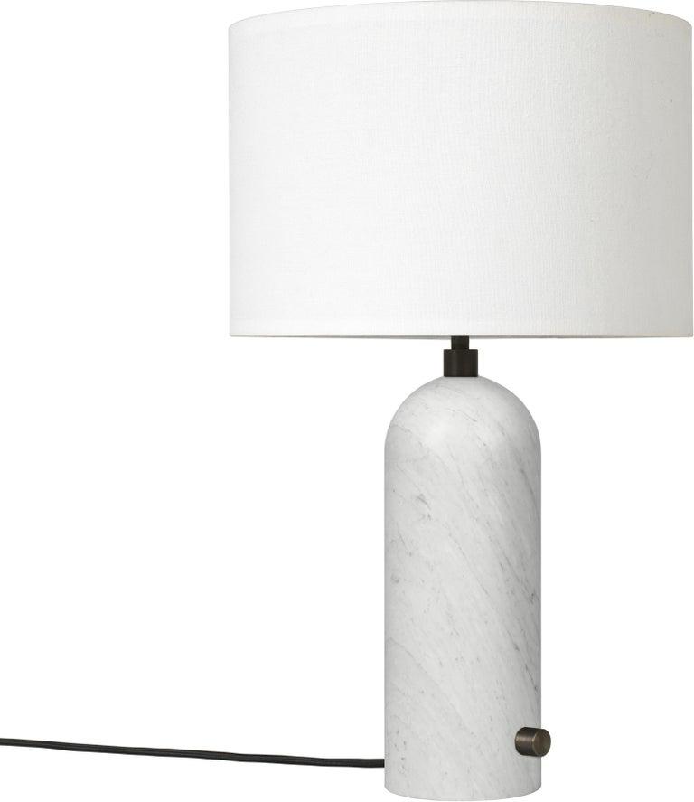 Space Copenhagen 'Gravity' Table Lamp in Blackened Steel for Gubi For Sale 13