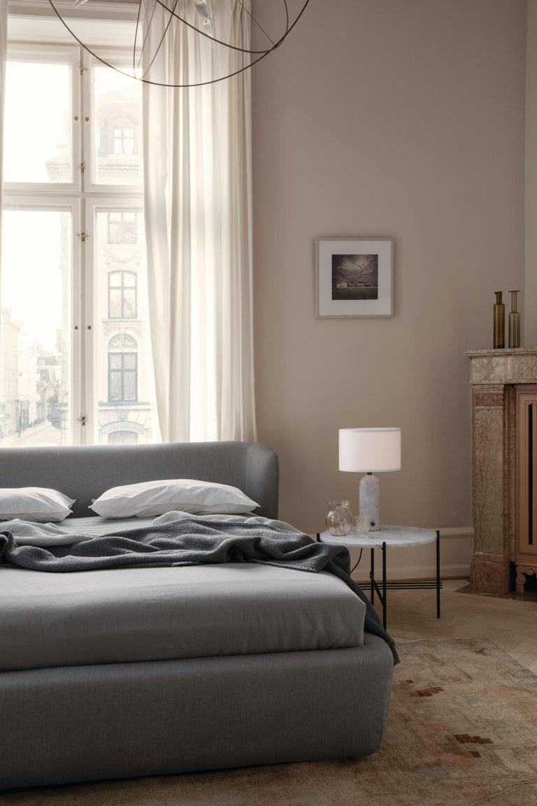 Space Copenhagen 'Gravity' Table Lamp in Blackened Steel for Gubi For Sale 1