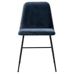 Space Copenhagen Spine Chair, Metal Base
