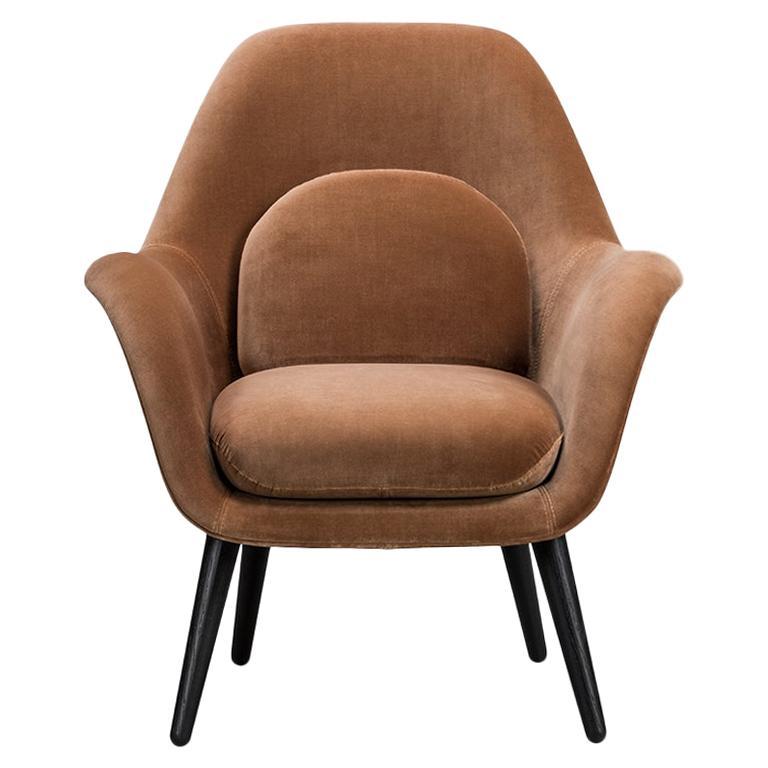 Space Copenhagen Swoon Lounge Chair – Petit