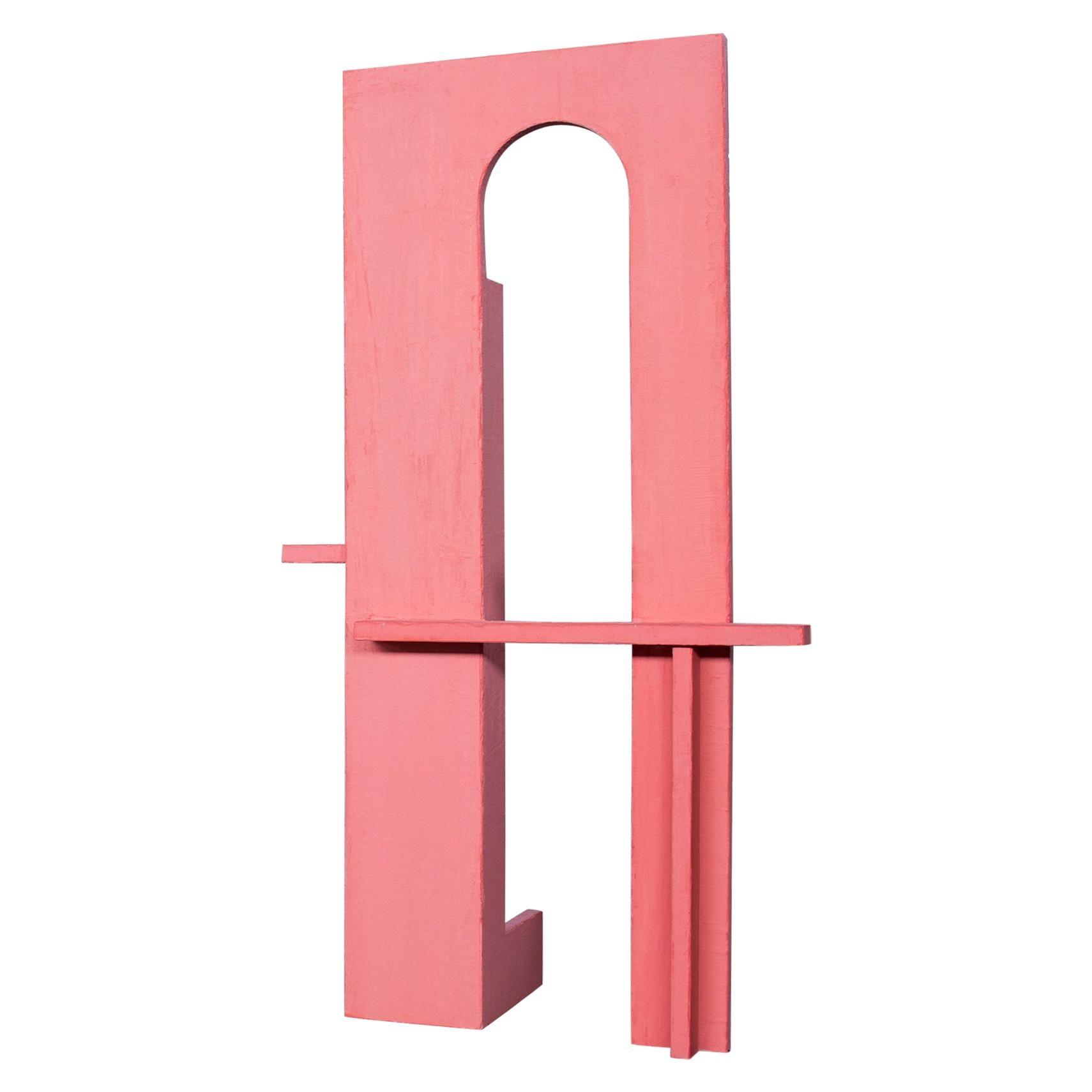 Space Poetry Pink Room divider