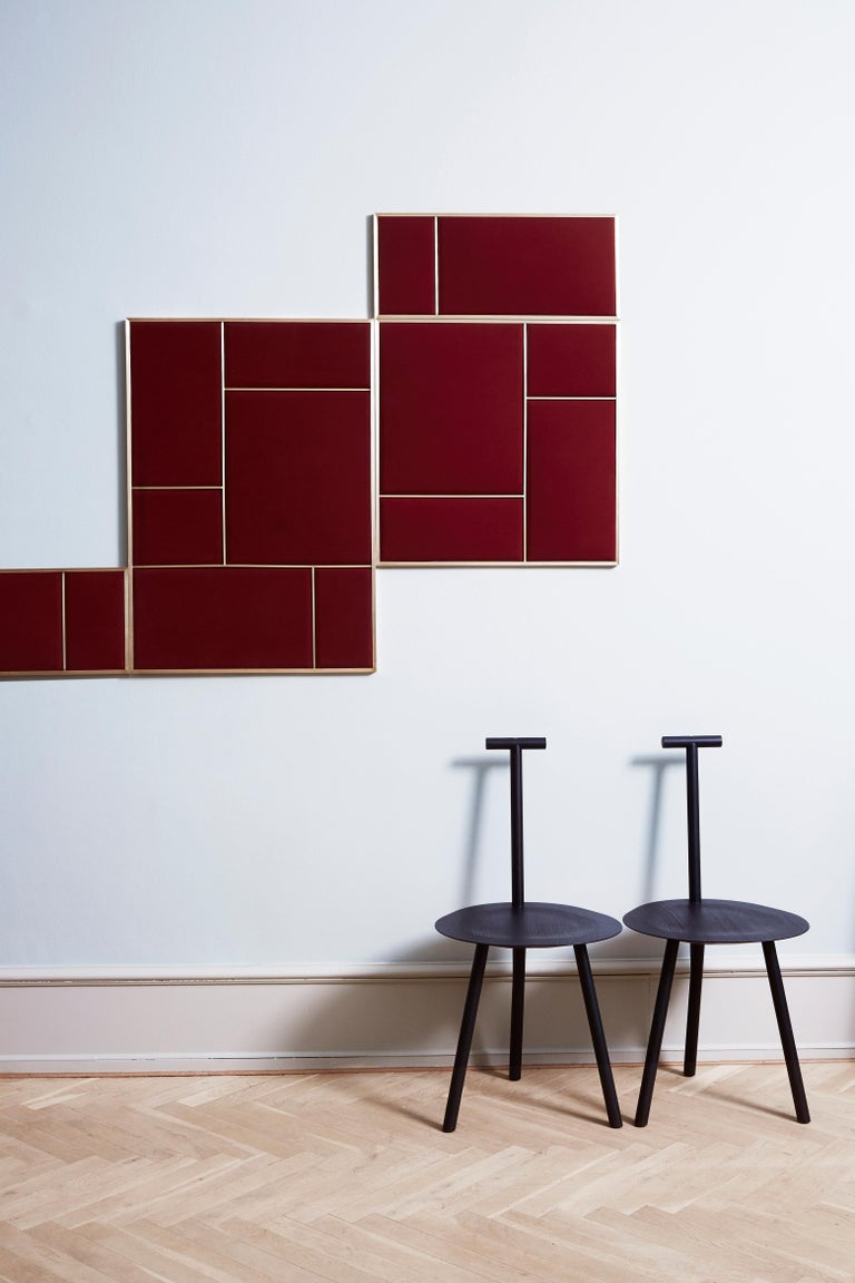 Spade Ashwood Corner Chair by Faye Toogood For Sale 3