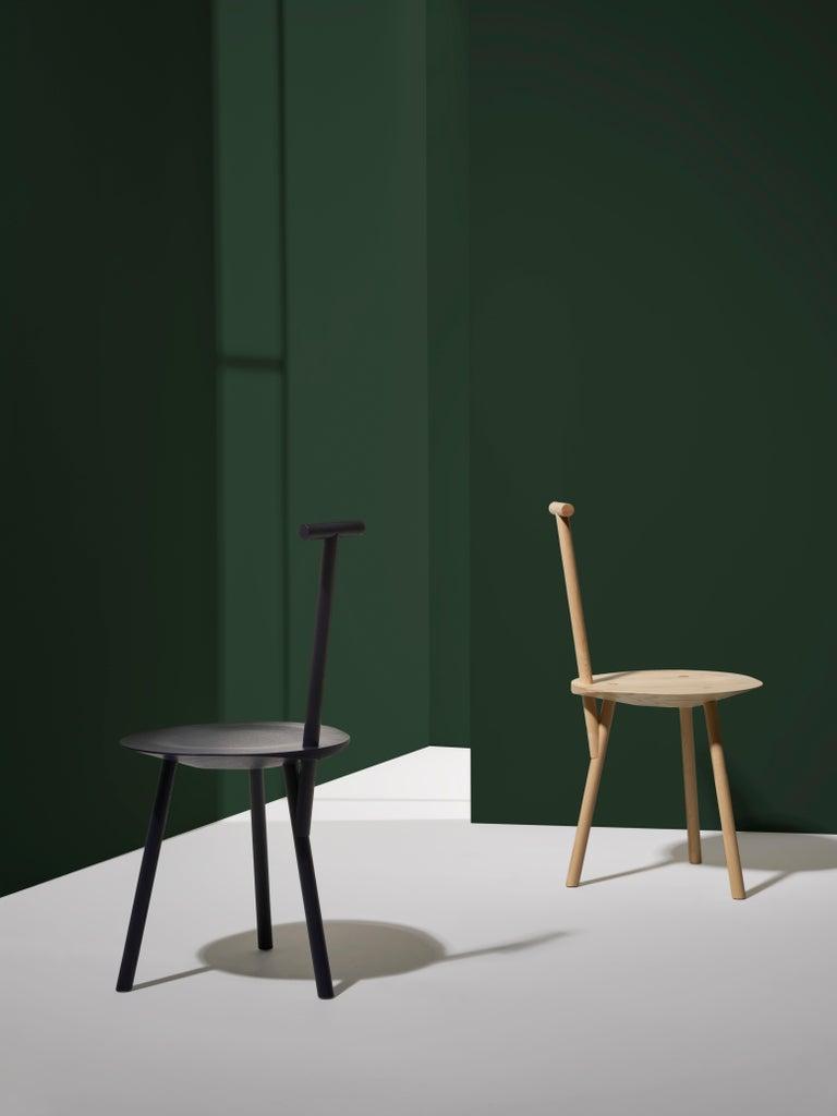 Spade Ashwood Corner Chair by Faye Toogood For Sale 5