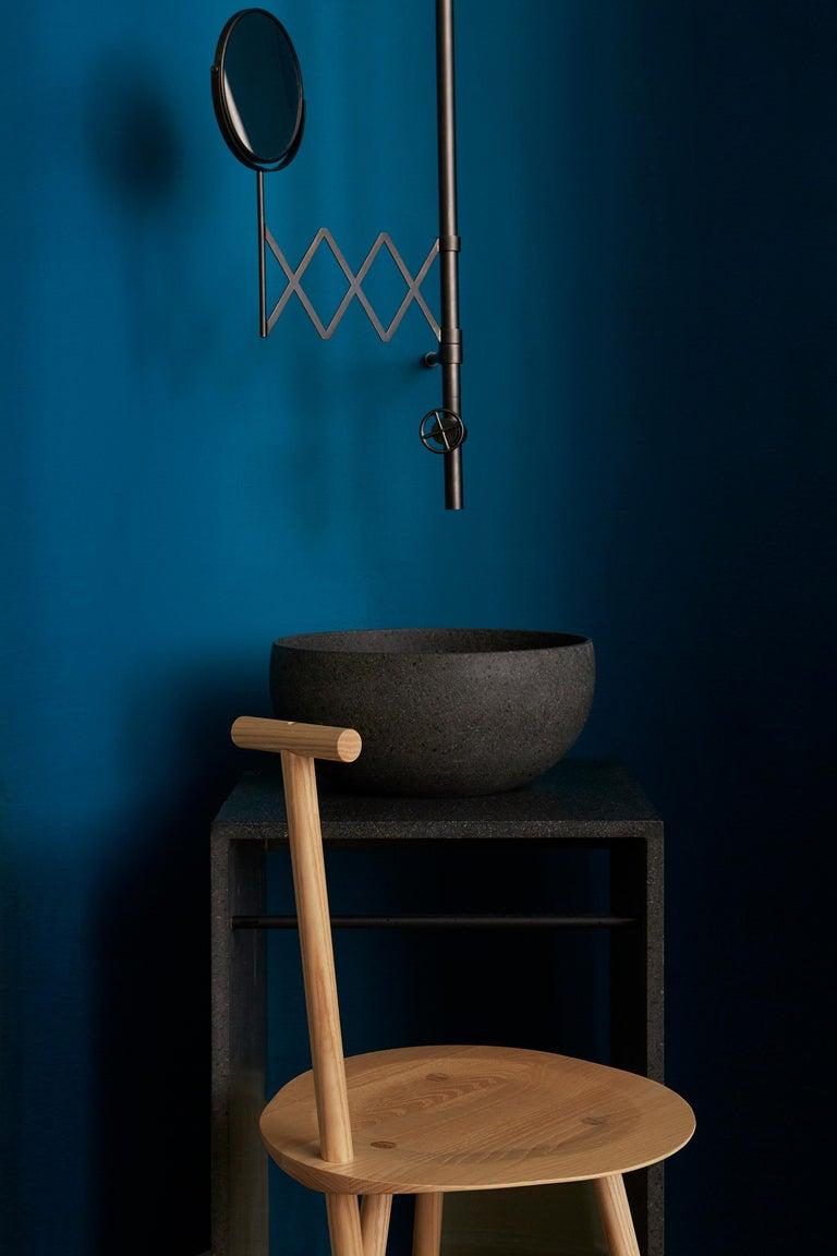 Spade Ashwood Corner Chair by Faye Toogood For Sale 6