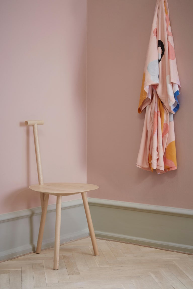 Spade Ashwood Corner Chair by Faye Toogood For Sale 8
