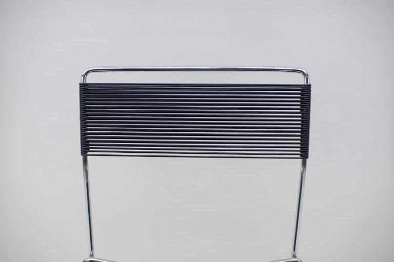 Late 20th Century Spaghetti Chairs by Giandomenico Belotti for Alias, 1980s, Set of 4 For Sale
