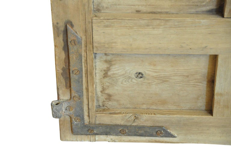 18th Century and Earlier Spanish 17th Century Entry Door For Sale