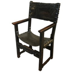 Spanish 18th Century Armchair