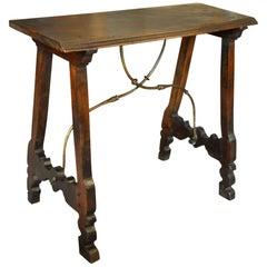 Spanish 18th Century Console Table