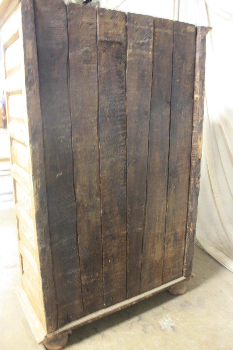 Iron Spanish 18th Century Small Wardrobe For Sale