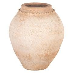 Spanish 18th Century Terracotta Pot