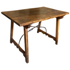 Spanish 18th Century Traveling Writing Table
