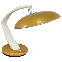Spanish 1960s Desk Lamp by Fase